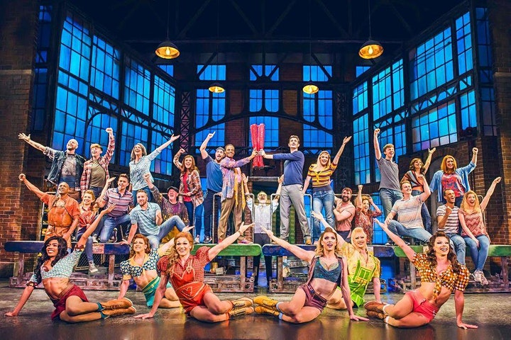 Kinky Boots | Captured Live from London's Adelphi Theatre image