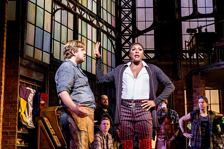 Kinky Boots | Captured Live from London's Adelphi Theatre - EXTRA SCREENING image