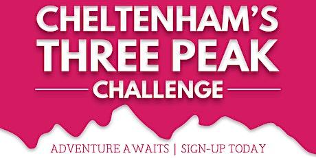 Cheltenham's Three Peak Challenge 2021 tickets