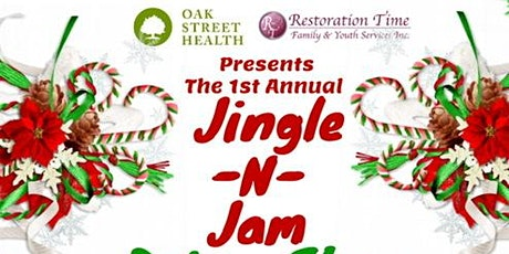 Jingle -N-Jam Senior Appreciation Drive Thru Party tickets