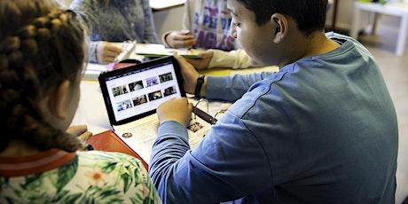 Laat je inspireren door de projecten van Het Archief voor Onderwijs tickets