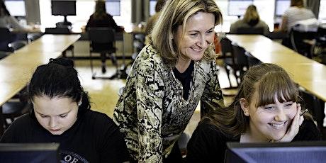 Aan de slag met Het Archief voor Onderwijs in de lessen NL/PAV tickets