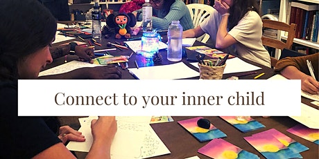 Connect to your inner child: A creative healing circle tickets