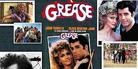 Seaside Cinema   *Grease* tickets