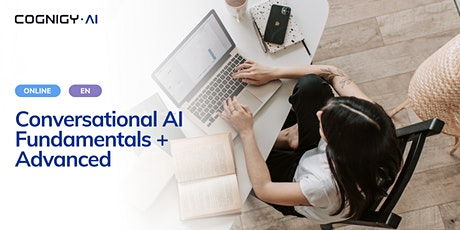 Conversational AI Fundamentals + Advanced - Online [EN] Tickets