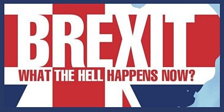 Ian Dunt on Brexit - What the Hell Happens Now? tickets