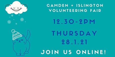 Camden and Islington January 2021 Volunteering Fair tickets