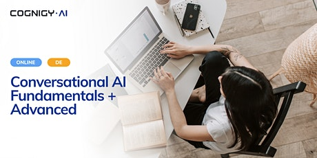 Conversational AI Fundamentals + Advanced - Online [DE] tickets