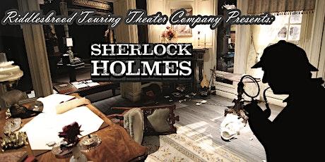 Murder Mystery Dinner Show: Sherlock Holmes Case of Cupid's Arrow tickets