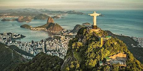 Voyage de rêve au Brésil: mer, plage, rando - inscriptions ouvertes - févri ingressos