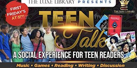 Teen Talk tickets