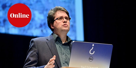 Breaking the news: In conversation with Bellingcat founder Eliot Higgins tickets