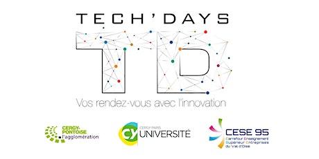 Tech'Days - La technologie au service du sport billets