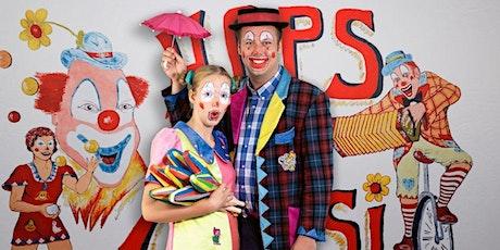 Hops & Hopsi - Kinderprogramm Tickets