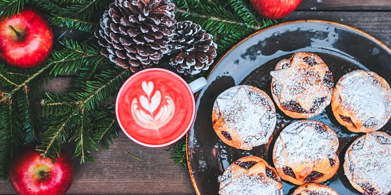 Webinar: Bring your own mince pies