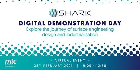 SHARK Digital Demonstration Day tickets