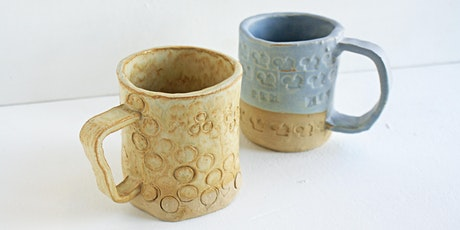 Pottery, Clay & Ceramic Workshop - Mug tickets