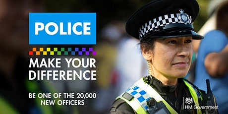 Make Your Difference - LGBTQ+ police careers discovery event tickets