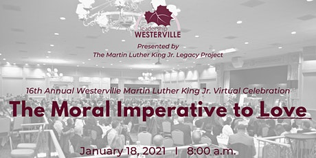 Westerville Martin Luther King Jr. Virtual Celebration tickets