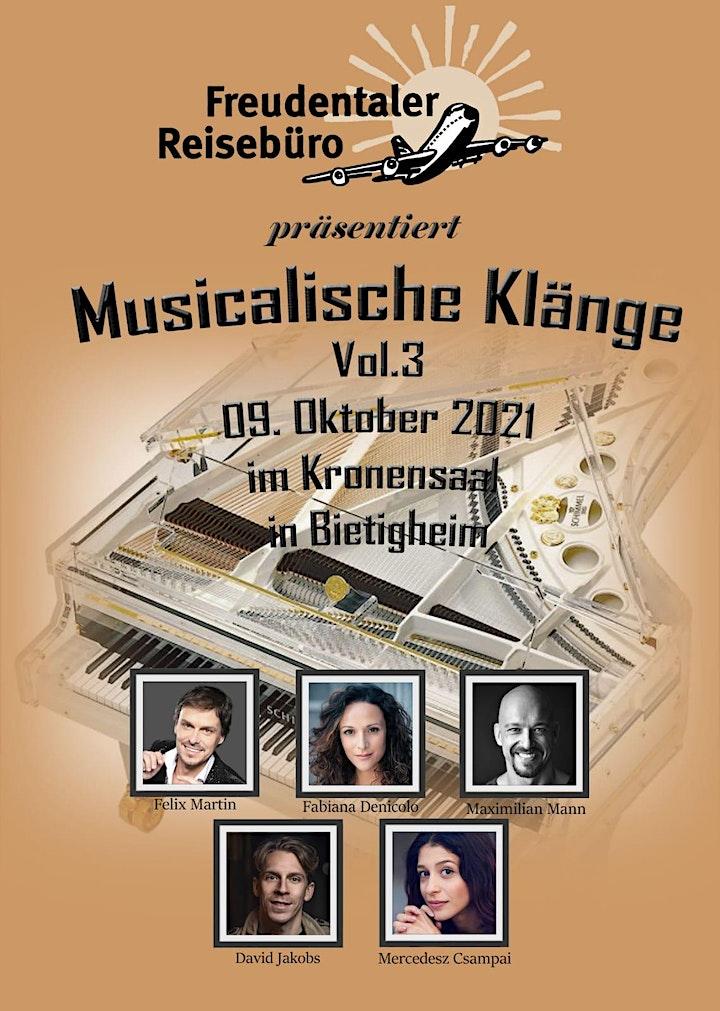 Musicalische Klänge Vol. 3: Bild