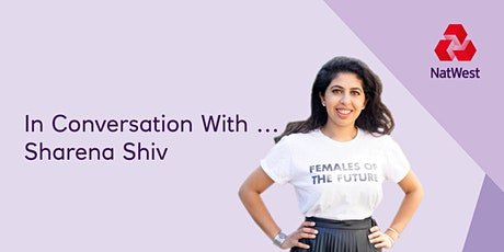 In Conversation With... Sharena Shiv tickets