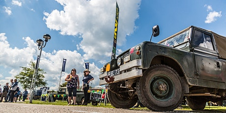 Gaydon Land Rover Show 2021 tickets
