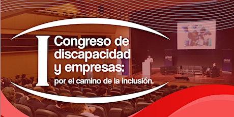1er. Congreso Empresas y Discapacidad: por el camino de la inclusión entradas