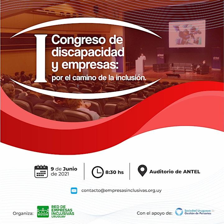 Imagen de 1er. Congreso Empresas y Discapacidad: por el camino de la inclusión