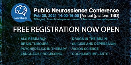 NeuroLingo 2021 | Public Bilingual Neuroscience Talks tickets