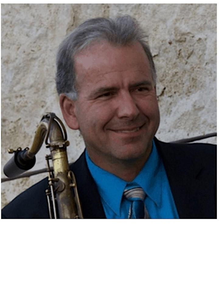Jazz Monday:  Rob Verdi image