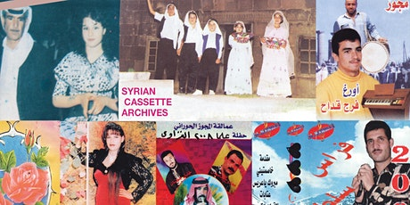Archives of Sound: Syrian Cassette Archives tickets