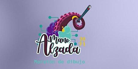 "Maratón de Dibujo ""A Mano Alzada"" 2021 entradas"