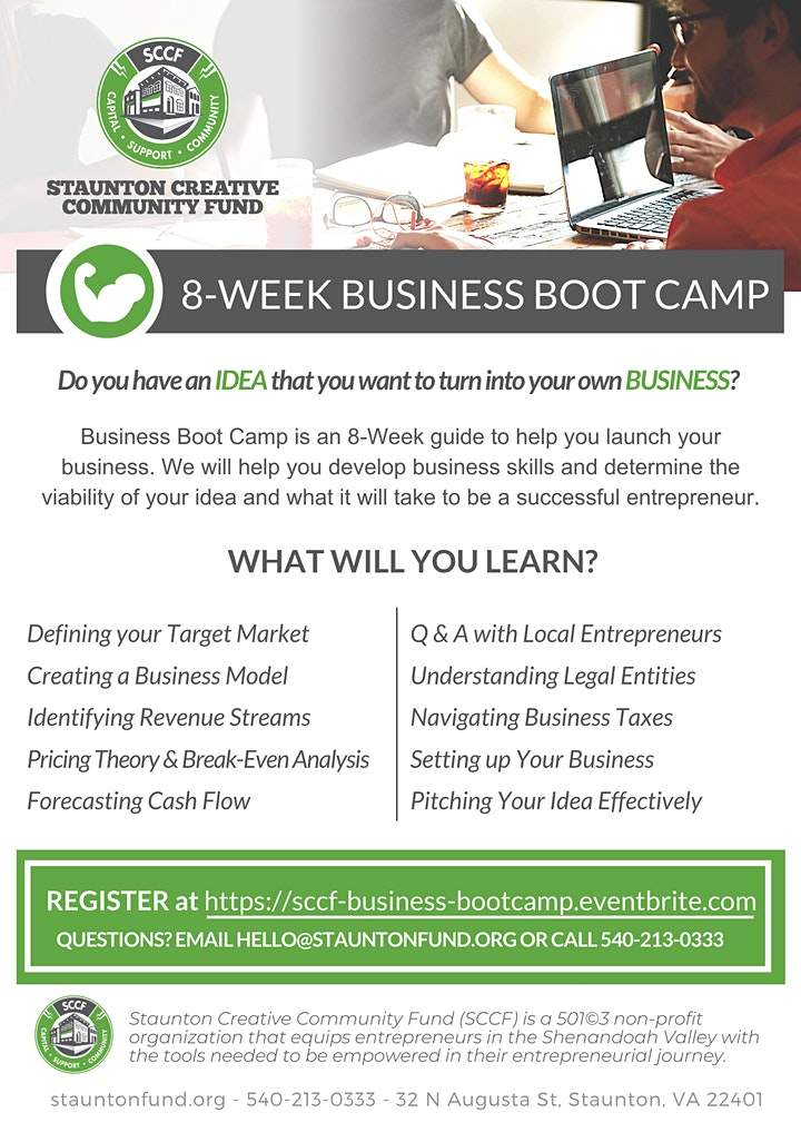 Business Bootcamp image