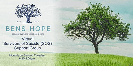 Survivors of Suicide (SOS) Support Group tickets