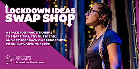Lockdown Ideas Swap Shop: Collecting Equalities Data tickets