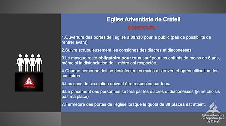 Image pour EDS et Culte église de Créteil