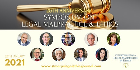 20th Annual Symposium on Legal Malpractice & Ethics tickets