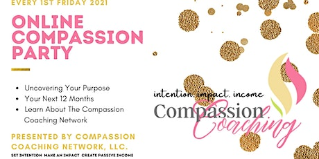 Online Compassion Party tickets