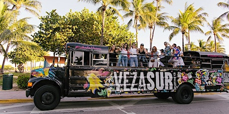 Miami's Open Air Party Bus Experience tickets
