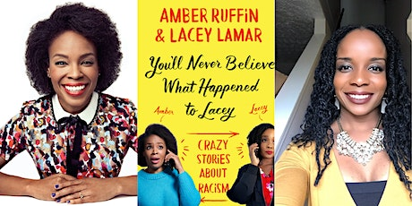 Writers LIVE! Amber Ruffin and Lacey Lamar tickets
