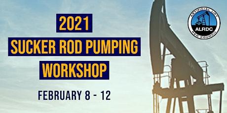 2021 International Sucker Rod Pumping Workshop tickets