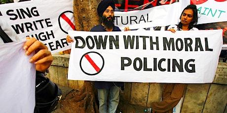 """""""Hurt Sentiments"""" and Forbidden Speech in India (Free Speech Battles) tickets"""