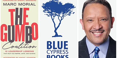 Socially-Distant Sidewalk Signing w/ Marc Morial tickets