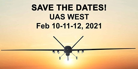 UAS West 2021 (Unmanned Aircraft Systems) tickets