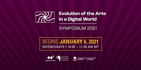 Evolution of the Arts in a Digital World Symposium tickets