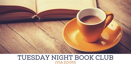 Tuesday Night Book Club (via Zoom) tickets