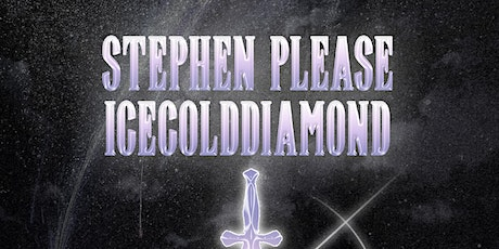 Stephen Please + icecolddiamond en la Moby Dick entradas