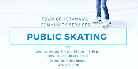 Public Skating tickets