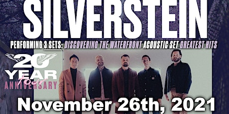 Silverstein: 20 Year Anniversary Tour - NEW DATE tickets