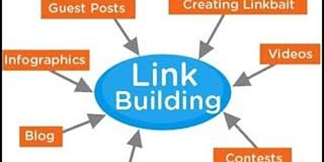 [Free Masterclass] SEO Link Building Strategies 101 in Raleigh tickets